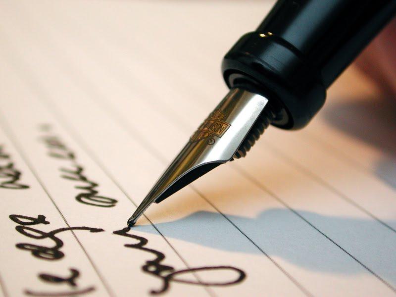 apprendre comment écrire une lettre