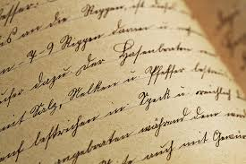 L'écriture ou l'art de prendre son temps