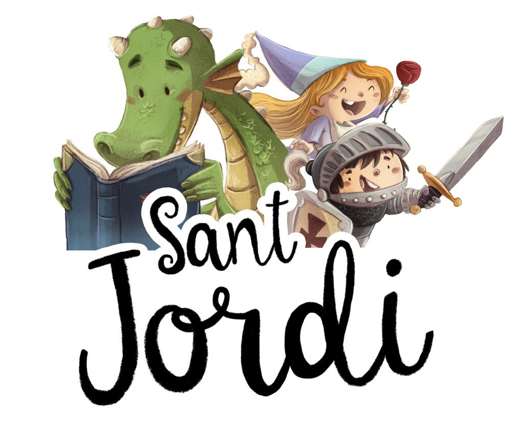 Sant Jordi, fête populaire et Content Marketing