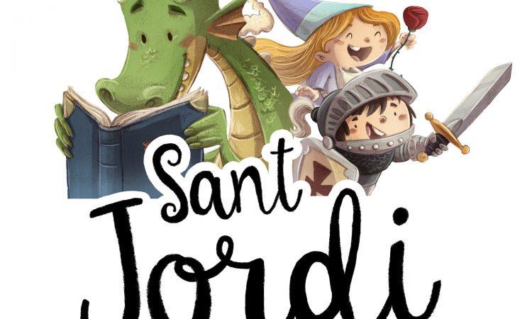 Sant Jordi, fête populaire et Content Marketing