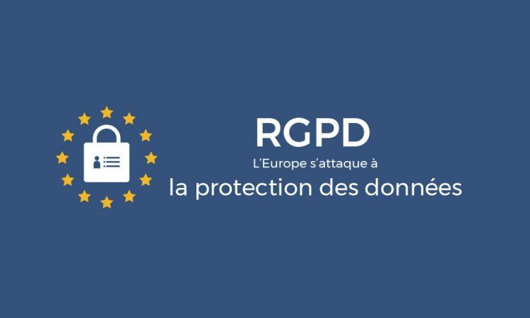 Les conséquences de la RGPD pour la rédaction web