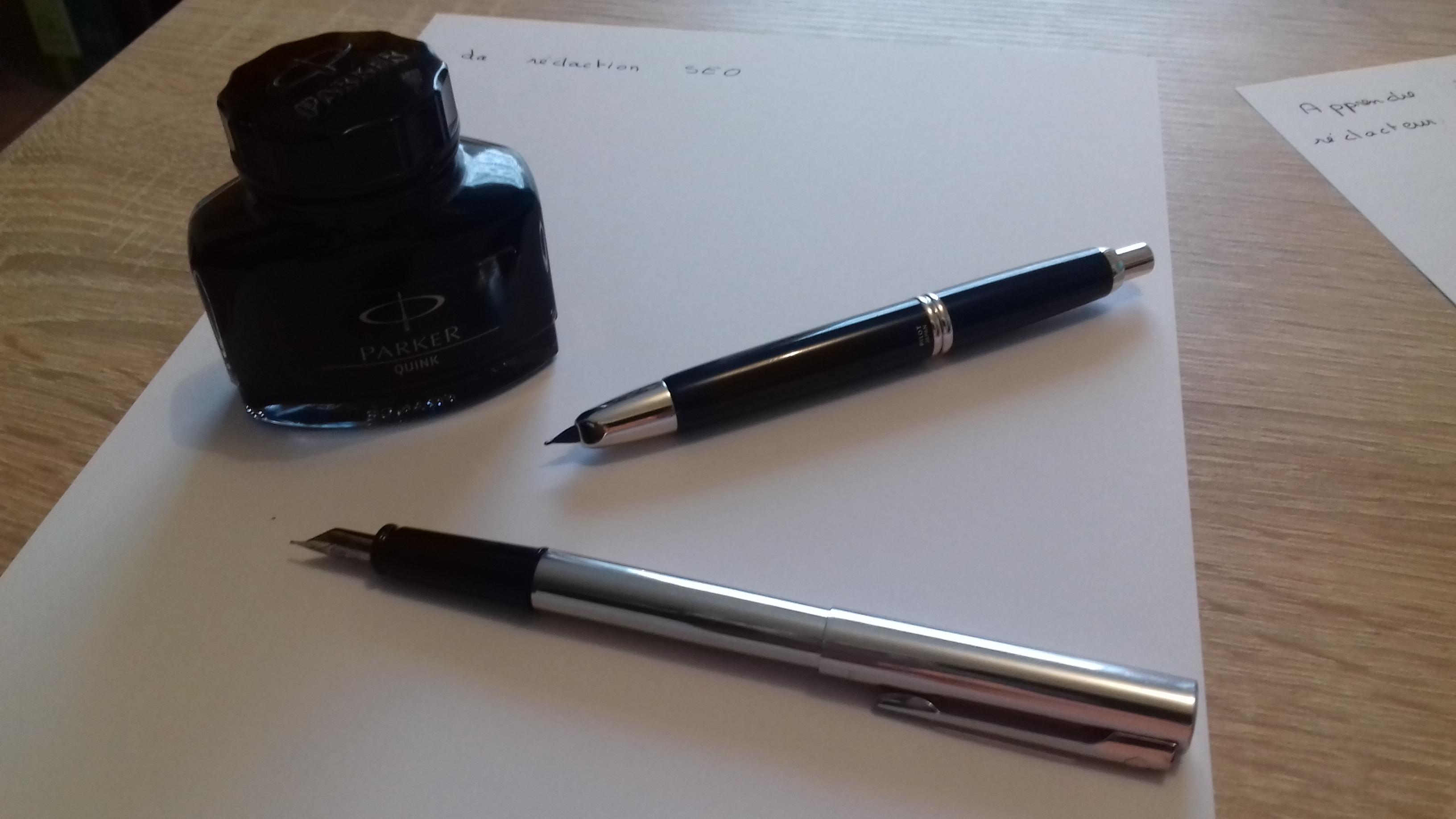 L'écriture manuscrite, une gymnastique intellectuelle essentielle pour le rédacteur web