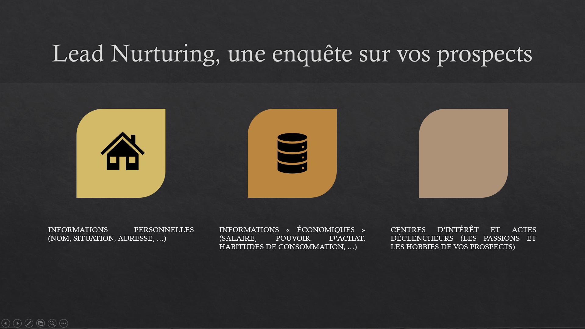 Lead Nurturing l'art de transformer ses prospects