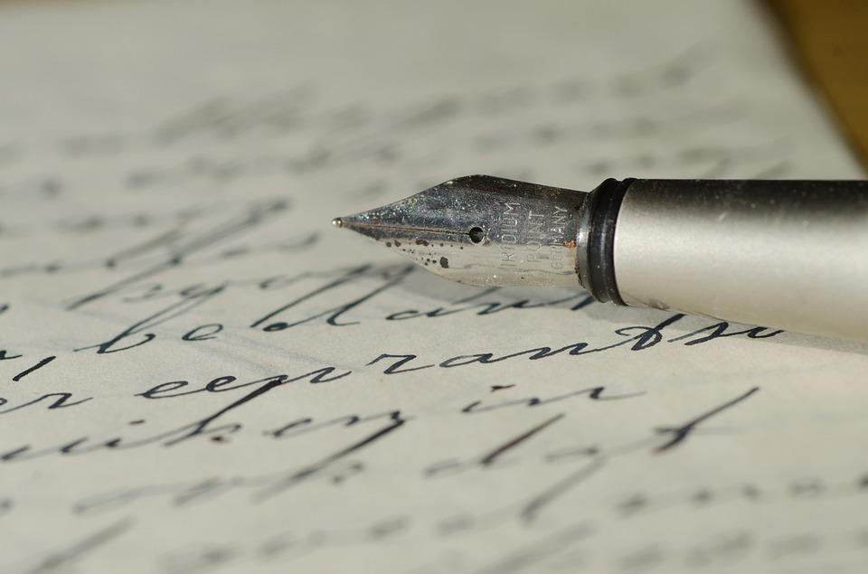 comment écrire une lettre ?