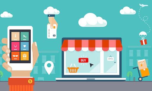 La digitalisation des commerces