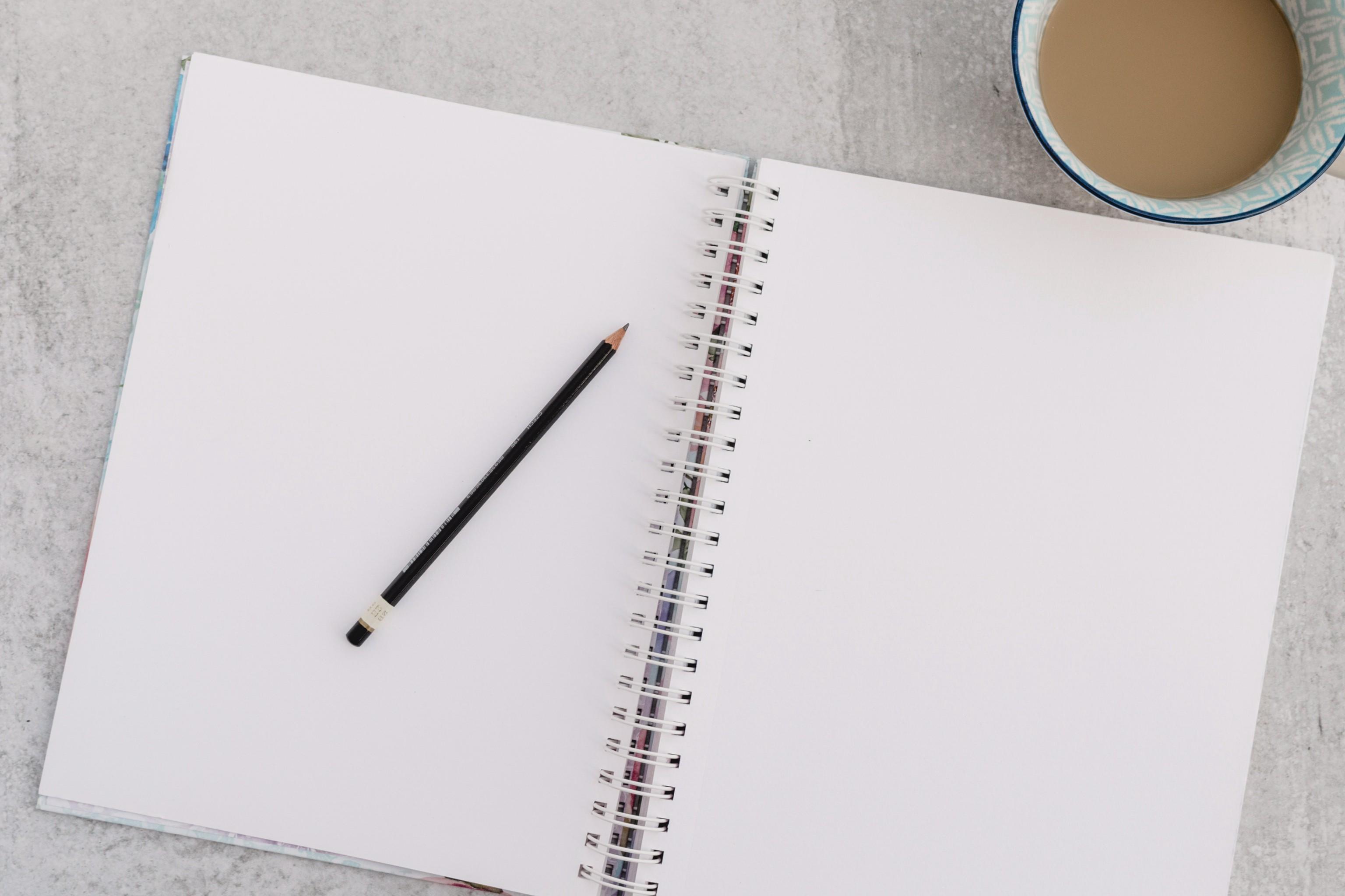 Le traumatisme de la page blanche : où trouver l'inspiration ?