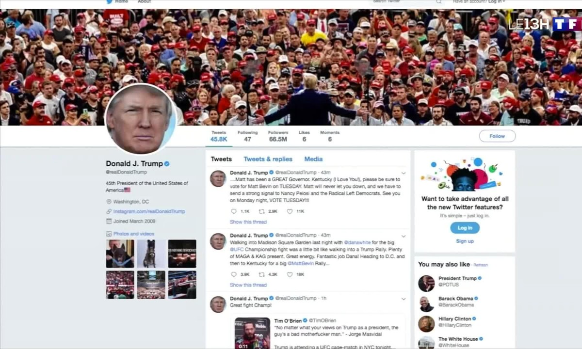 """Rédiger sur la suppression du compte Twitter de Donald Trump ? Une """"vraie"""" bonne idée"""