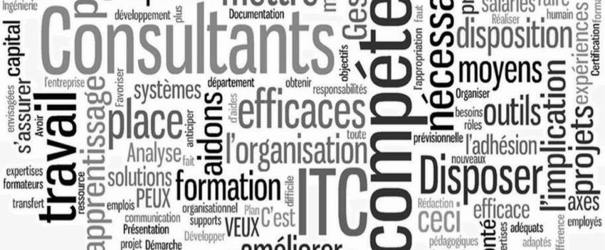 Le champ lexical, une base pour écrire pour le Web